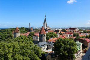 Estonia itinerary