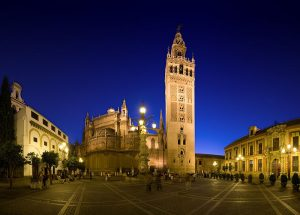 Andalucia itinerary