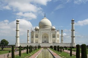Taj Mahal, India - India (Rajasthan) itinerary