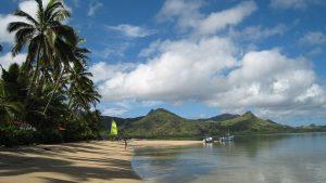Fiji & Samoa itinerary