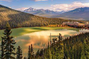 Lake Louise, Canada - Western Canada itinerary