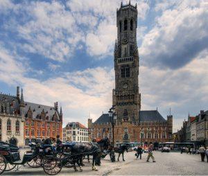Bruges Markt Square - Belgium itinerary