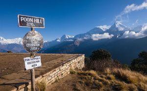 Poon Hill, Nepal - Nepal itinerary