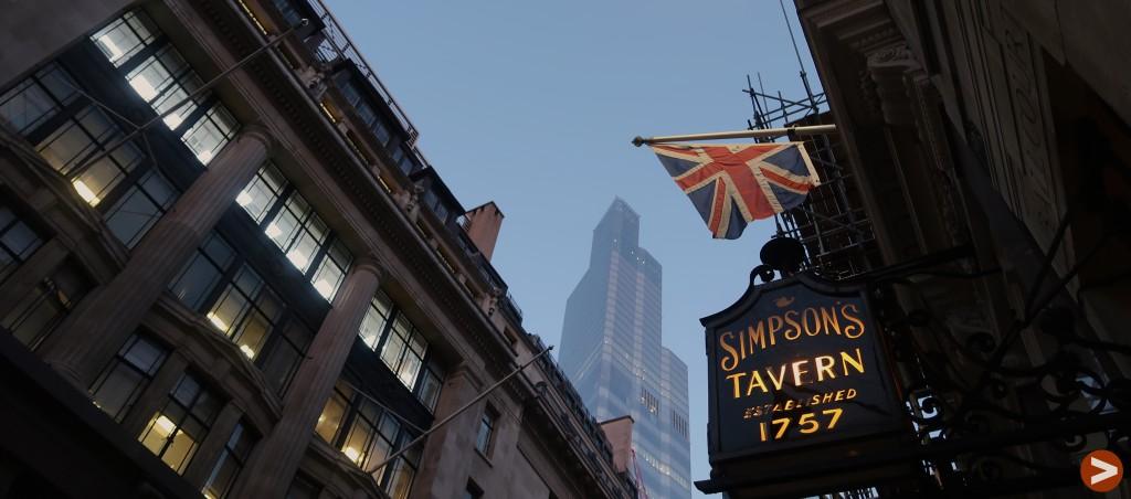London's oldest restaurants