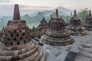 Borobudur, Indonesia - Indonesia itinerary