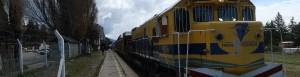 Tren Patagonico, Bariloche, Argentina
