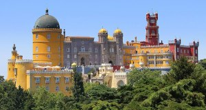Sintra, Portugal - Portugal itinerary