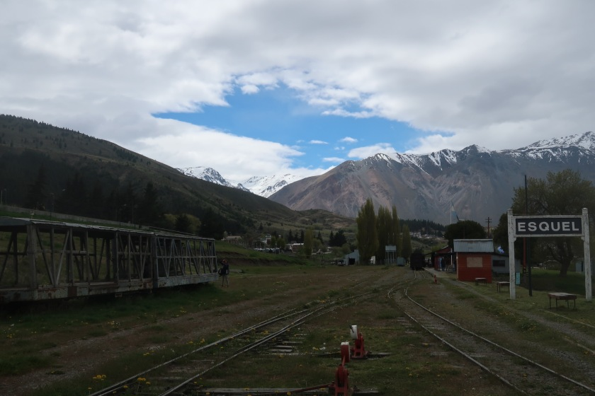 The Old Patagonian Express in Esquel