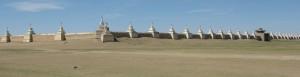 Karakorum, Mongolia (Trans-Mongolian itinerary)