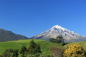 Mount Taranaki, New Zealand - New Zealand North itinerary