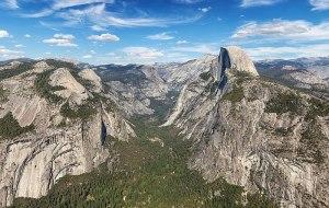 Yosemite, California - USA itinerary