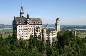 Neuschwanstein castle, Germany - Germany itinerary