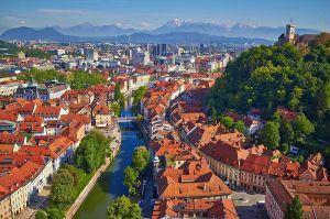 Ljubljana, Slovenia - Slovenia & Croatia itinerary