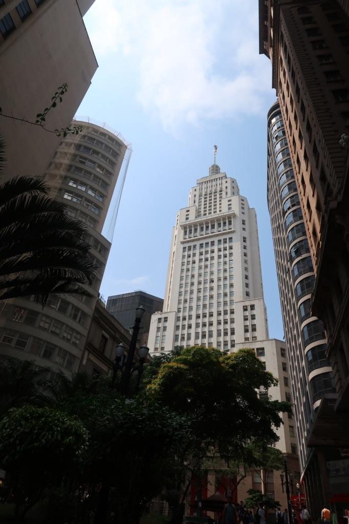 Martinelli building, São Paulo