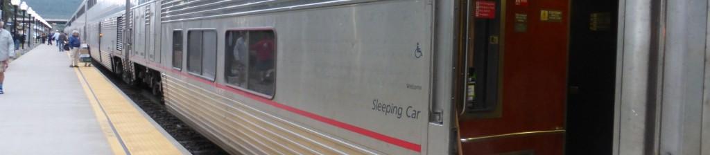 Sleeper train booking