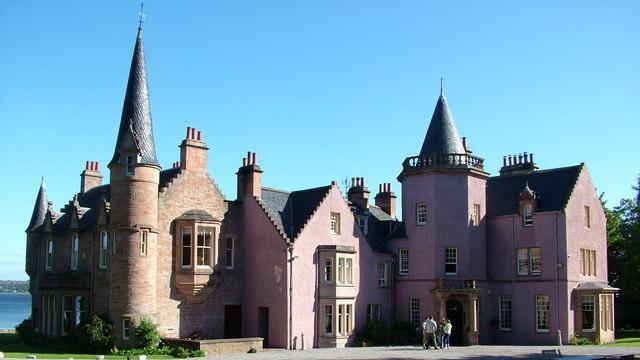 Scottish lochside hotels