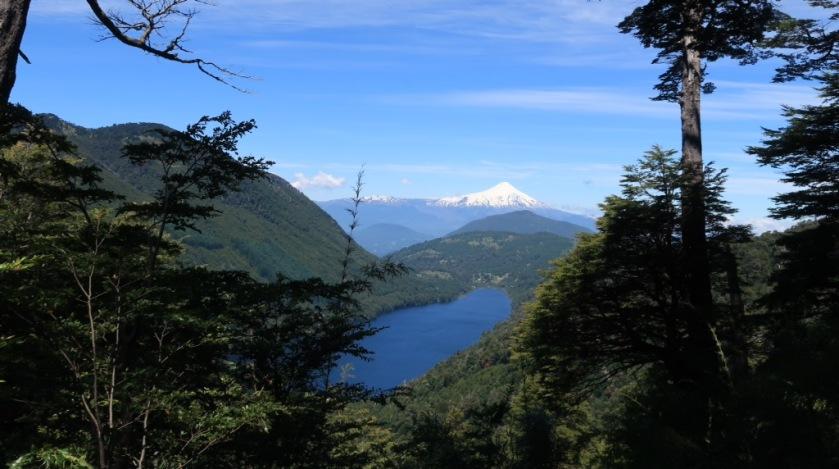 Villarrica volcano near Pucon
