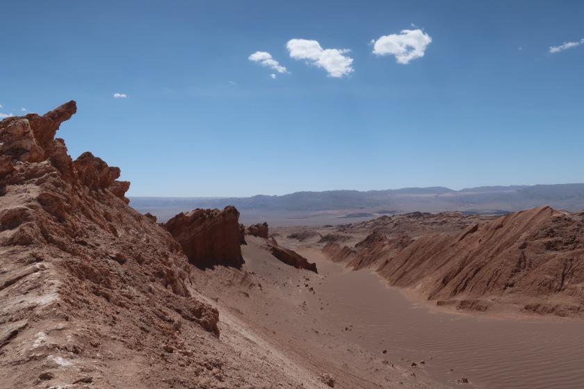 Valle de la Luna, near San Pedro De Atacama