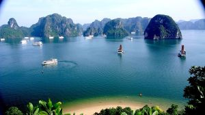 Halong Bay, Vietnam - Vietnam itinerary