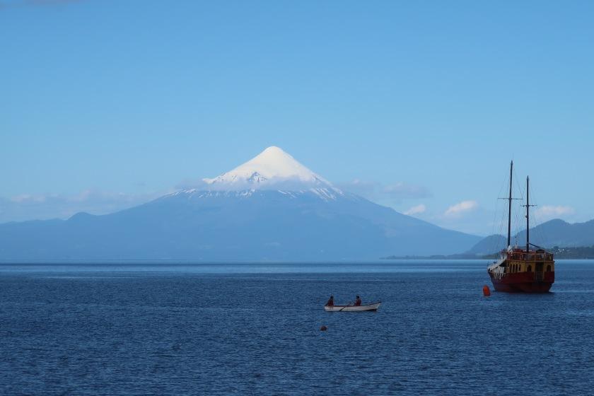 Osorno volcano, Puerto Varas