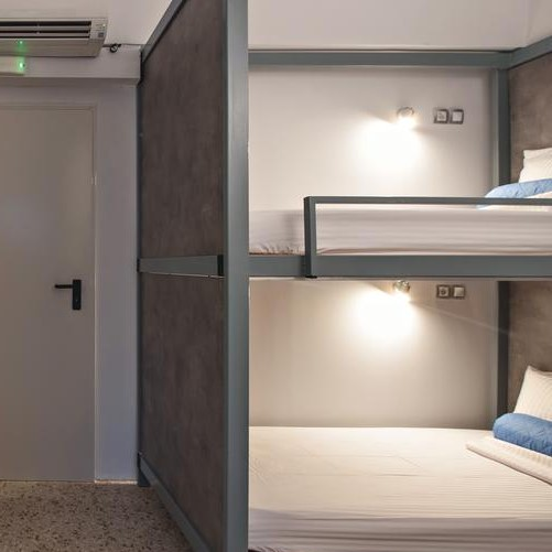 Top Athens Hostels - Bedbox