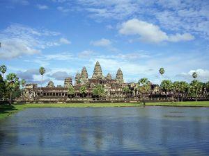Angkor Wat, Cambodia - Cambodia itinerary