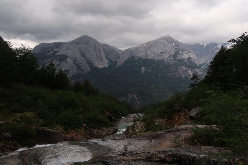 View from La Paloma, Cochamo